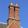 Chimneys Temple Balsall