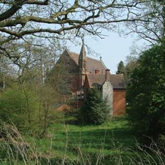 The Old Hall and St Mary's Church, Temple Balsall